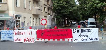 Transparente Weisestrassenfest