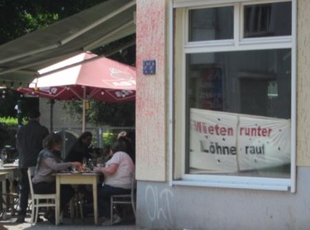 Strassenfest Weisestrasse 2014