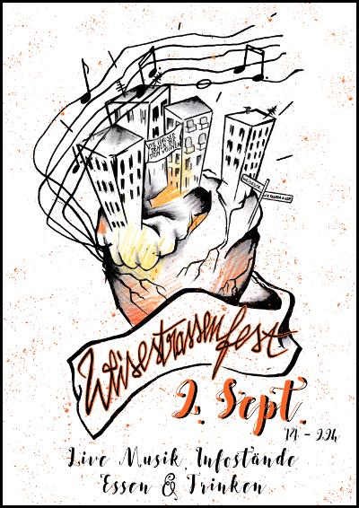 Weisestrassenfest 2017